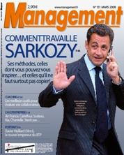 management sarkozy