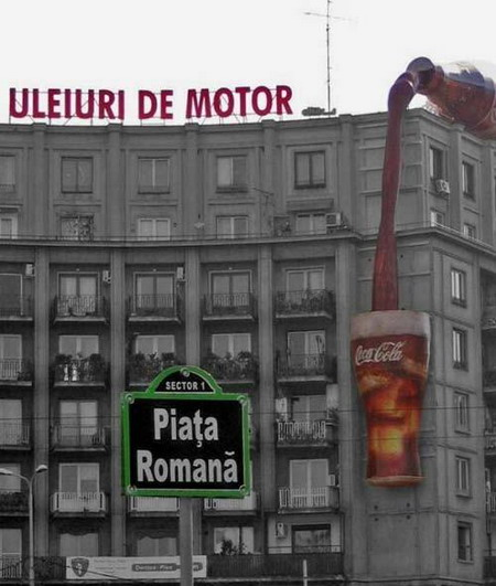 Plus de 100 pubs de Street Marketing créatives à prendre en exemple ! 23