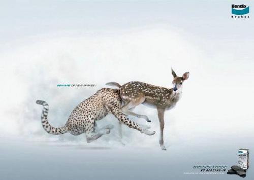 Plus de 100 publicités créatives à voir absolument ! 38