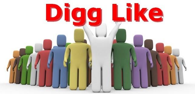 top digg like
