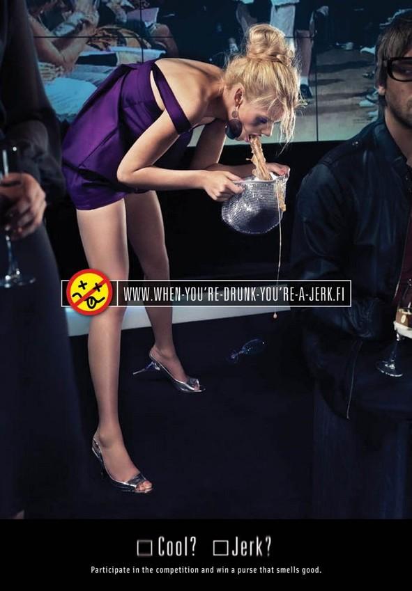 faut pas abuser de l'alcool