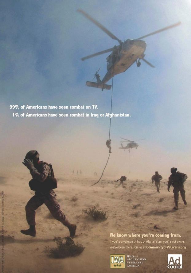 pub guerre en irak assurances
