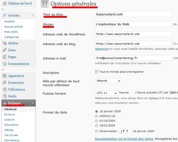 choix nom thèmes wordpress