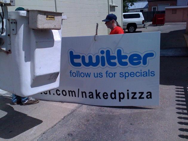 twiter pizza