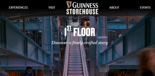 guiness facotry