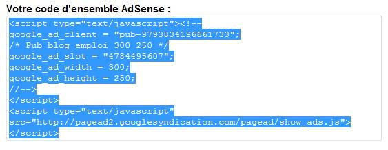 pub adsense blog