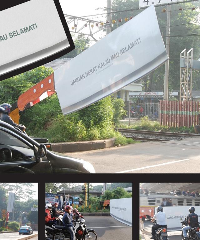 la pub sécurité routière
