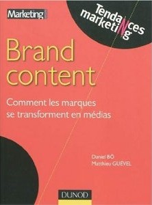 livre brand content