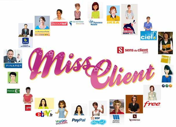 miss france relation clients