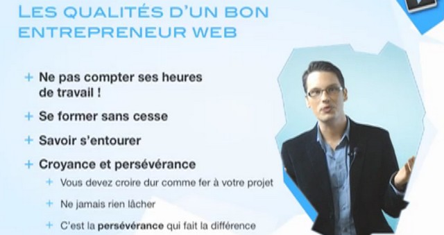 video sur l'entreprenariat