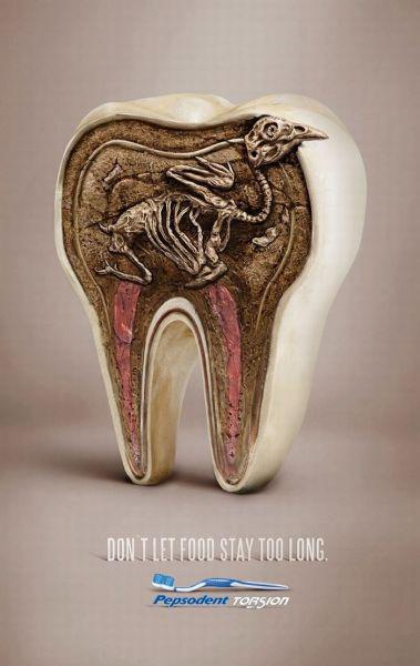 pub brosse à dent