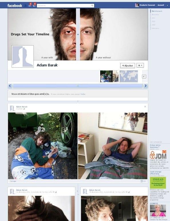 pub anti drogue facebook