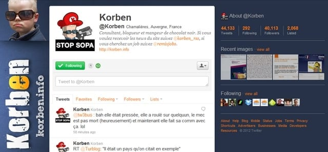 Interview de Community Manager : Manuel Dorne de Korben.info & Remixjobs.com