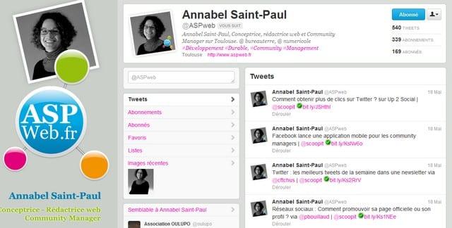 anabel saint paul