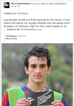 Interview de Community Manager : Amine Yessaad 1