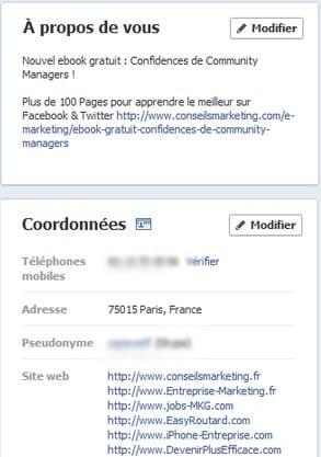 Optimisez votre Profil Facebook – WalkCast [Partie 25]