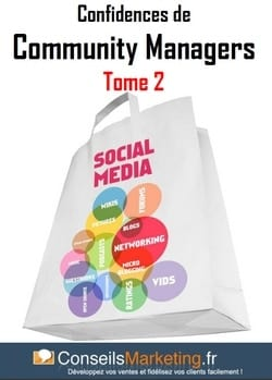 eBook Gratuit : Confidences de Community Manager – Tome 2