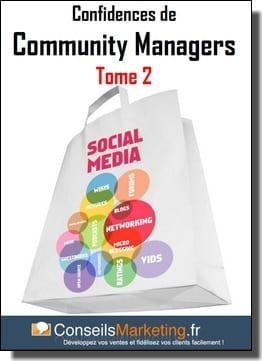 eBook Gratuit : Confidences de Community Manager - Tome 2 1