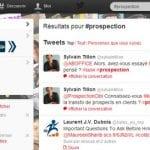 Utiliser Twitter avec linkedin ou sur un salon – Walkcast Twitter [Partie 33]