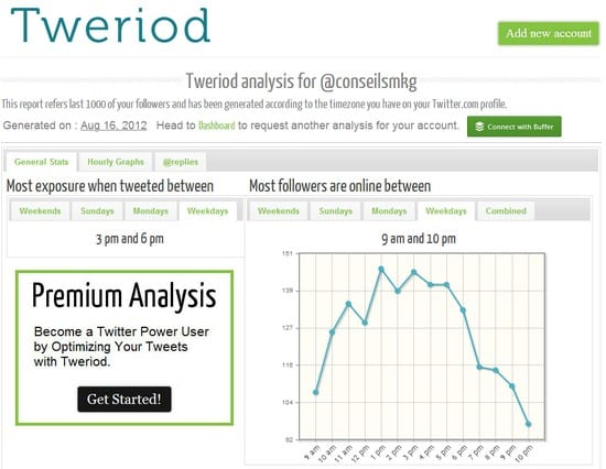 Combien de tweets faut il faire par jour ? - Walkcast Twitter [Partie 38] 5