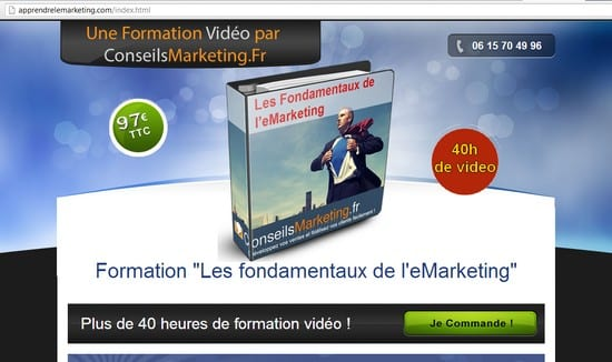 Le dilemme de la page de vente courte ou longue – Walkcast Landing Pages [7] 6