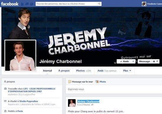Comment se faire connaître en tant que comédien ? - Interview Jérémy Charbonnel 3