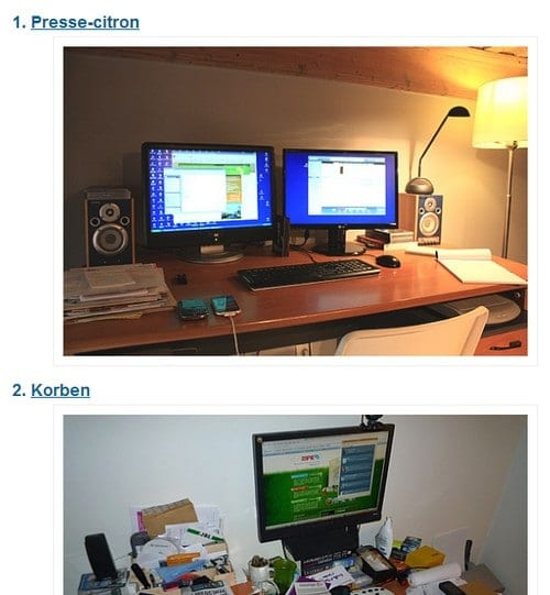 bureau de blogueurs
