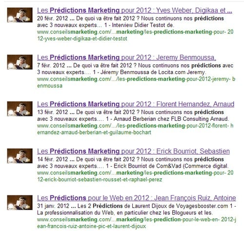 predictions marketing