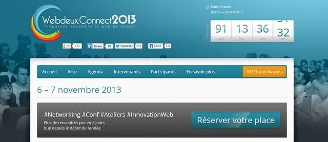 web2connect2013
