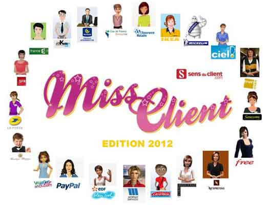 miss client virtuelle