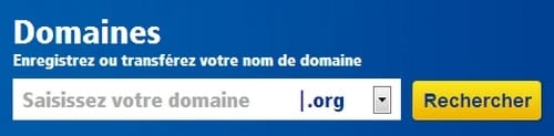domaine en org