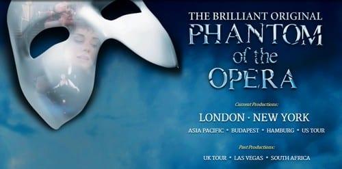 fantome de l opera