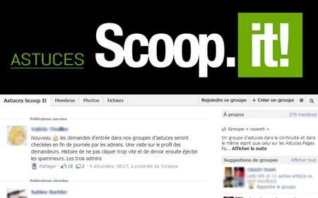 facebook scoop it