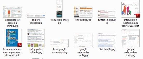 Pensez aux PDF & animations pour le SEO – Walkcast Le référencement dans Google [82]