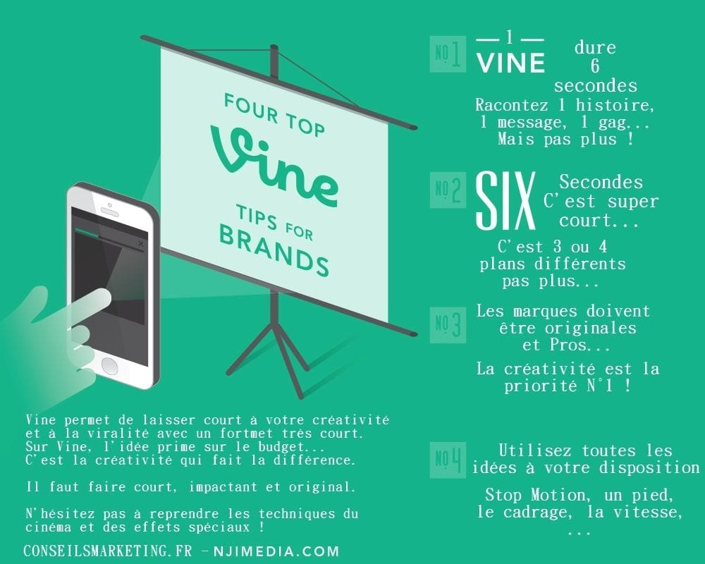 Comment et pourquoi utiliser Vine en entreprise  ? 1