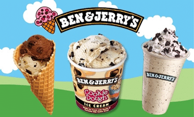 4ps of marketing ben and jerry s Ben & jerry's really manage to combine offline with online marketing activities in a great way, they also manage to keep their core values by creating content and campaigns that always resonates with their brand focus while being involved in what happens in the world.