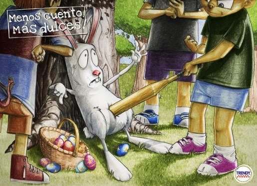 trendy-easter-bunny