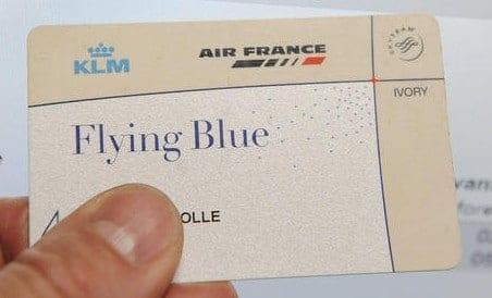 carte air france