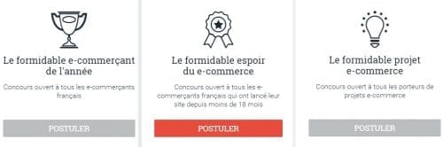 formidable ecommercant