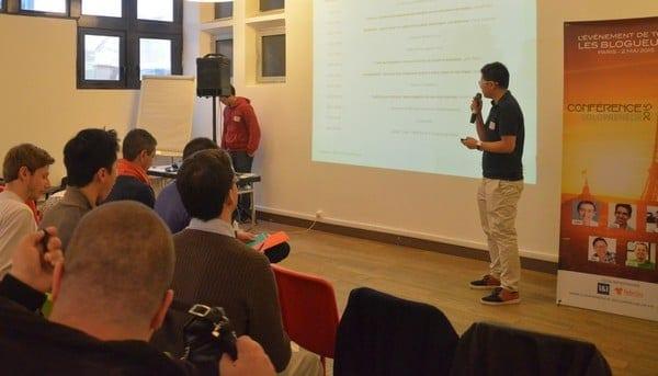 resume conference presentation
