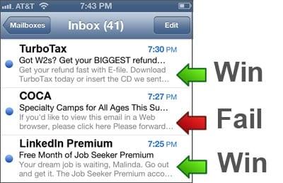 Qu'est-ce qu'un bon taux d'ouverture pour un emailing ? 7