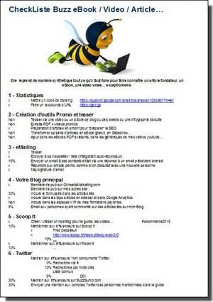 buzz-checklist