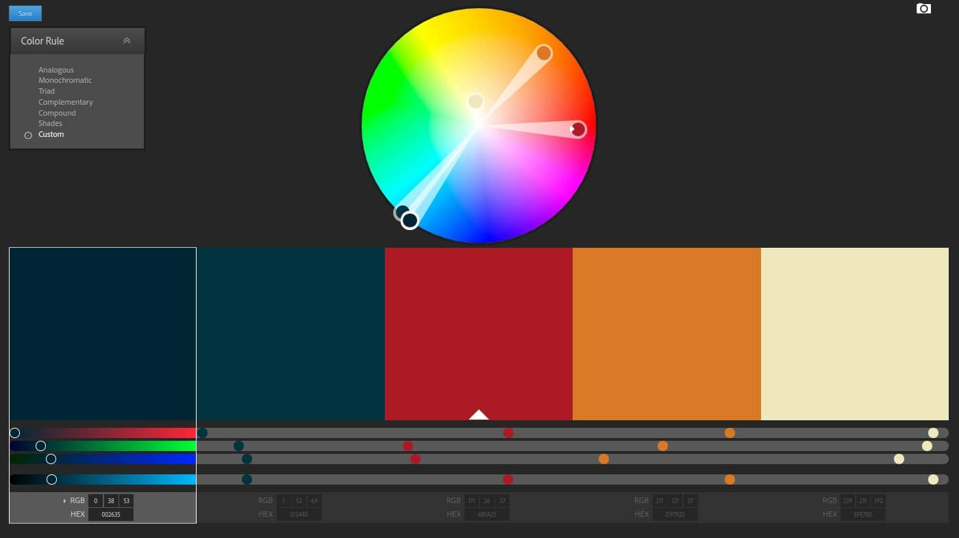 choix de couleurs pour un logo - conseilsmarketing