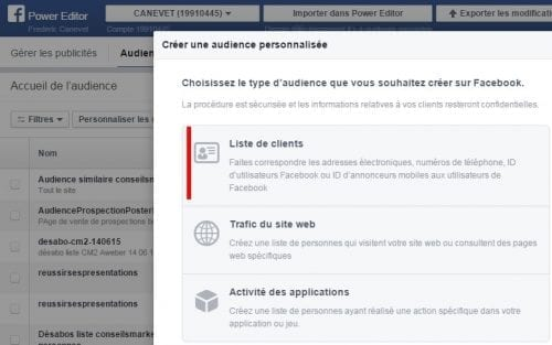 facebook ads suite