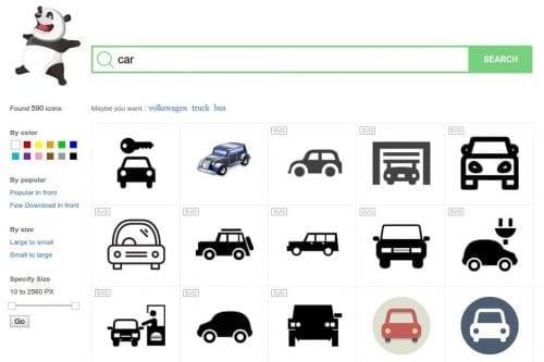 icones gratuites