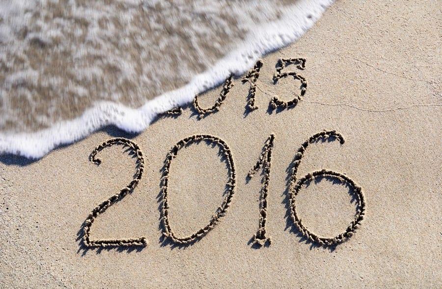 Bonne année 2016 à tous ! 1