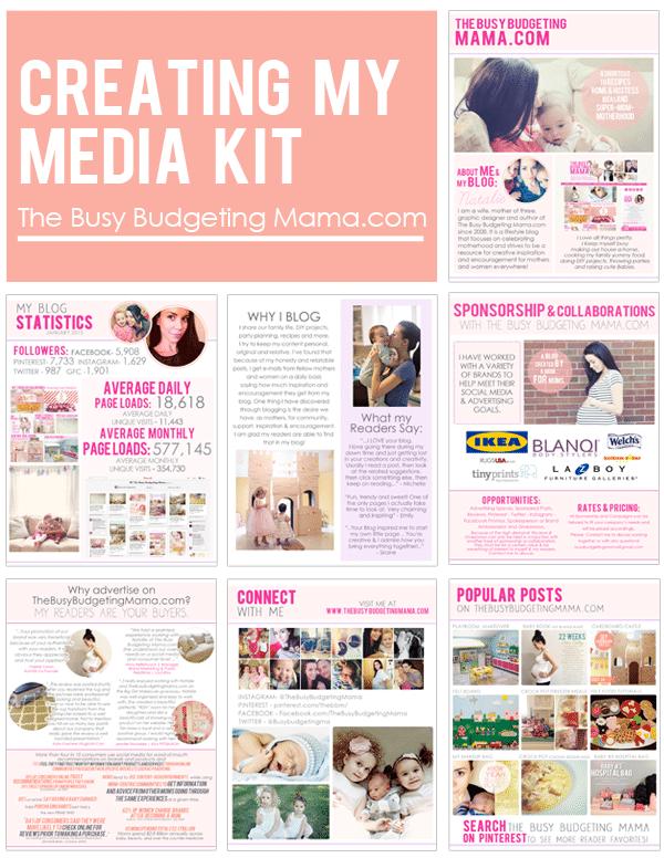advertising media kit template - le media kit l 39 outil indispensable pour vendre de la