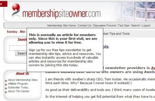 conversion bar