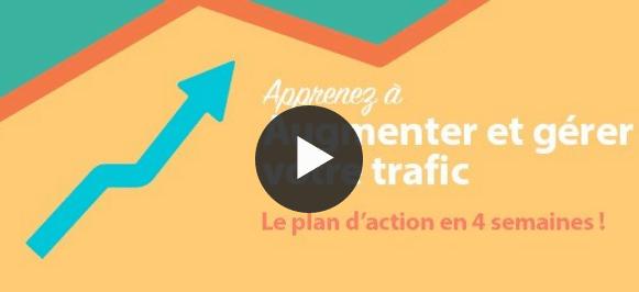 """Découvrez ma formation """"Trafic Commando - Augmenter et gérer votre trafic - 1000 prospects en 1 mois"""" 31"""
