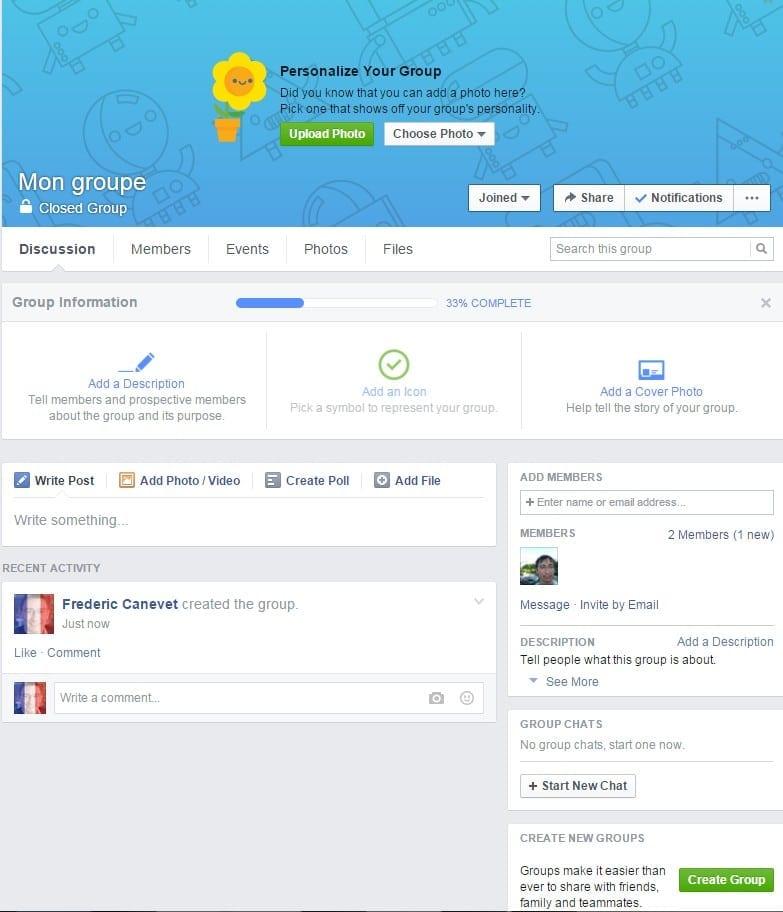 Et si vous mettiez en place un Groupe Facebook pour motiver vos salariés ? 1